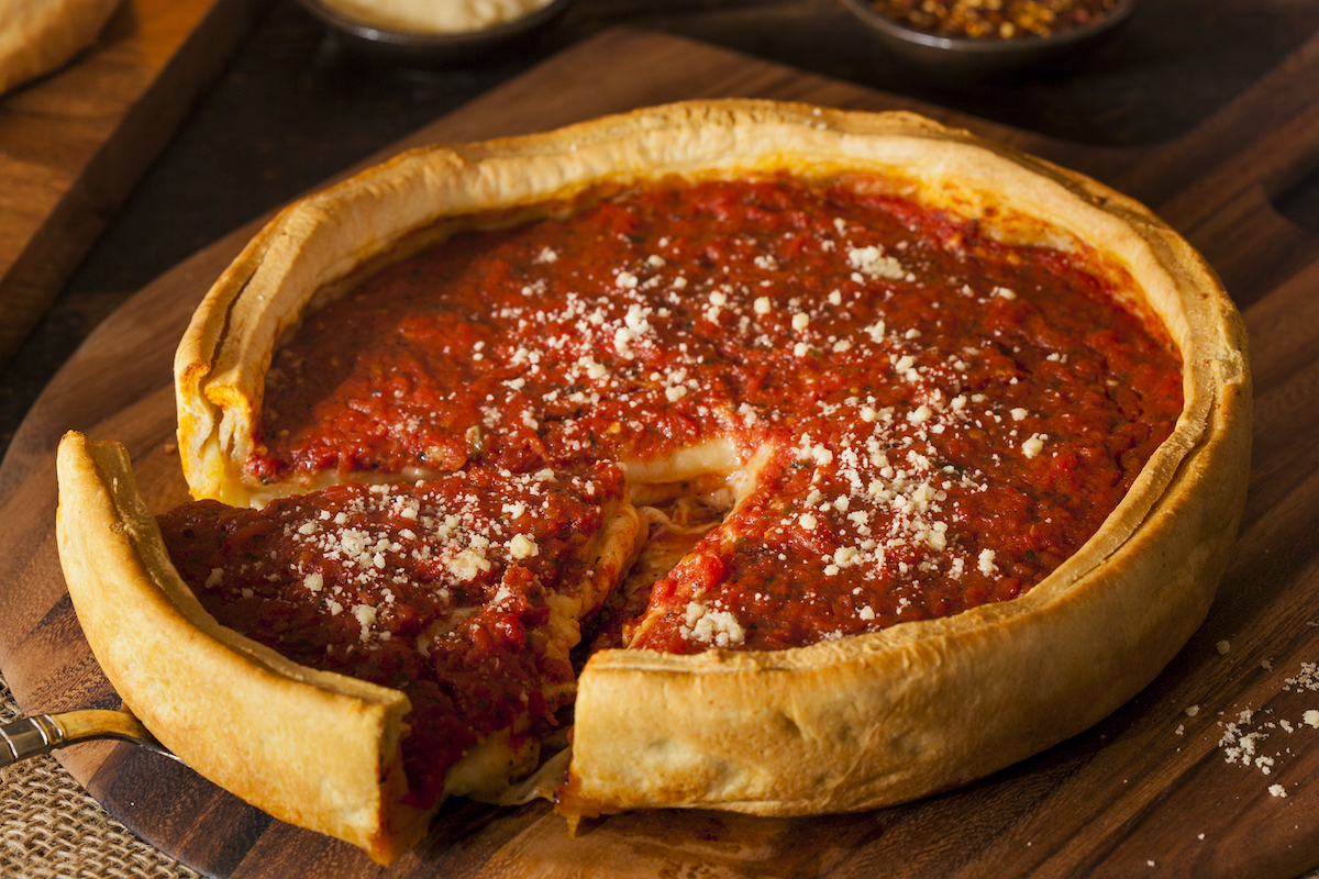 The 5 Best Deep Dish Pizza Restaurants In Seattle