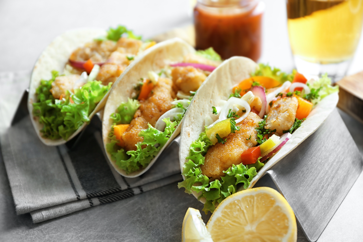 The 6 Best Fish Tacos In Seattle