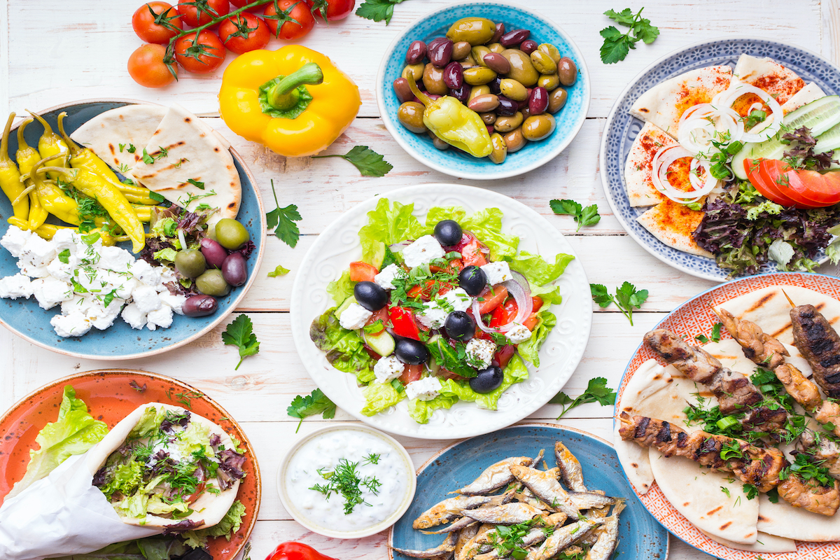 The 6 Best Greek Restaurants Near Cupertino