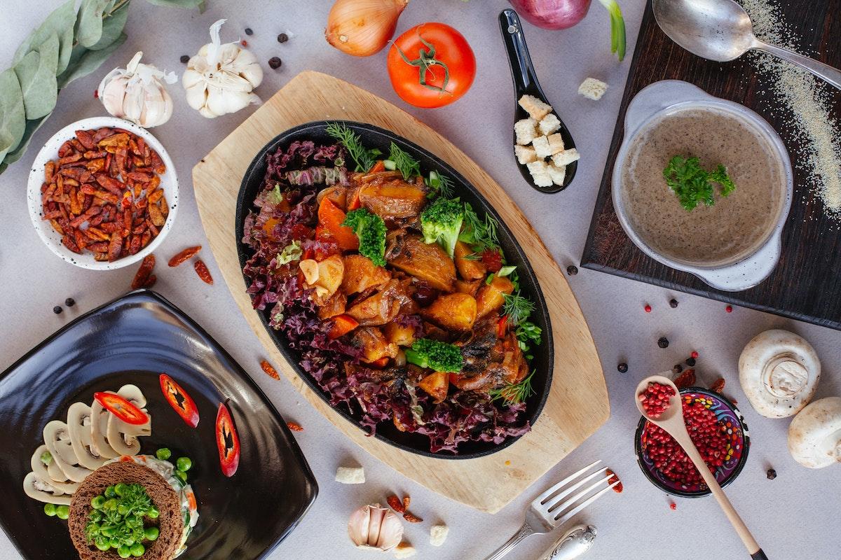 The 1 Best Vegan Restaurants In Berkeley