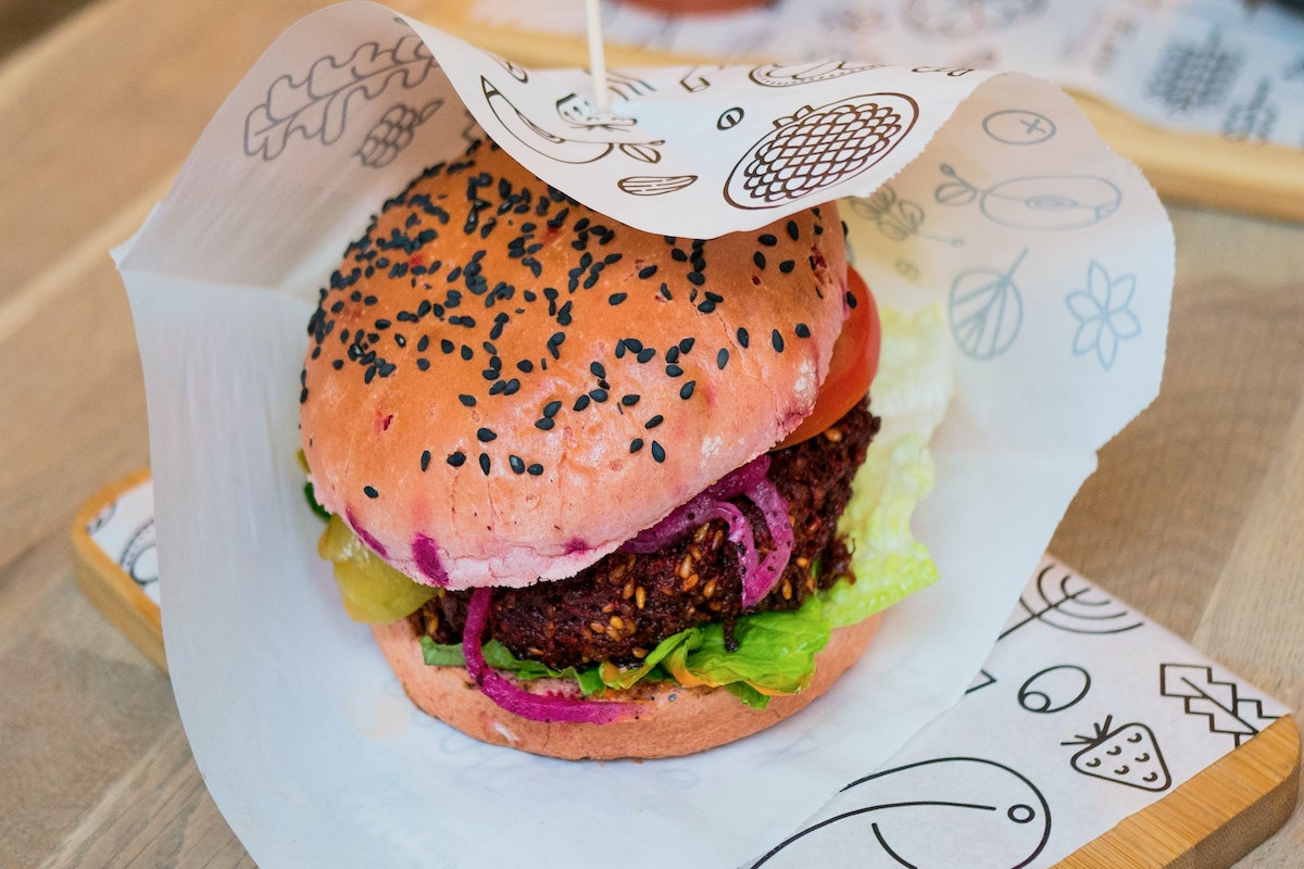 The 8 Best Veggie Burger Places In San Francisco