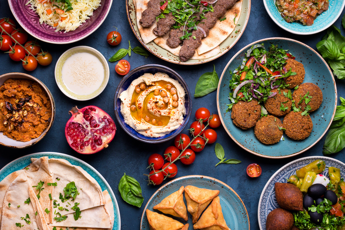 The 8 Best Middle Eastern Restaurants in Mountain View