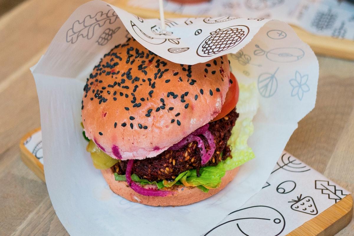 The 5 Best Veggie Burger Places In Berkeley